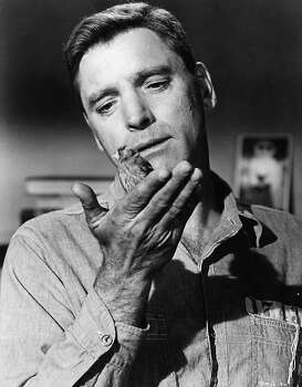 "A movie about Stroud, starting Burt Lancaster, called ""Birdman Of Alcatraz"", was released in 1962. Photo: Archive Photos, Getty Images"