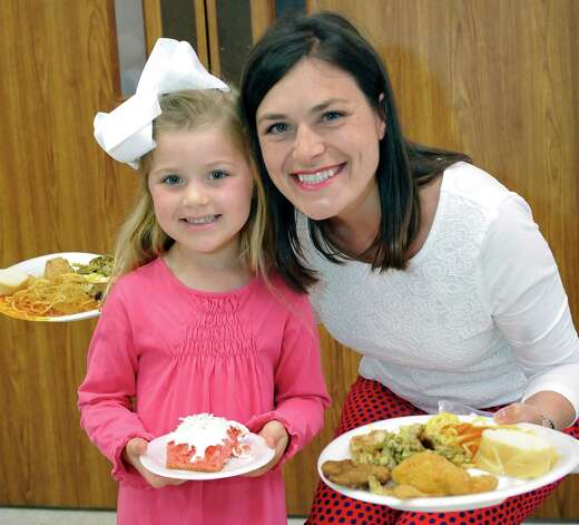 Our Cameras were at the St. Joseph Day Celebration and lunch Tuesday at St. Anthony Cathedral Basilica. Did we see you there?   Dave Ryan/The Enterprise Photo: Dave Ryan