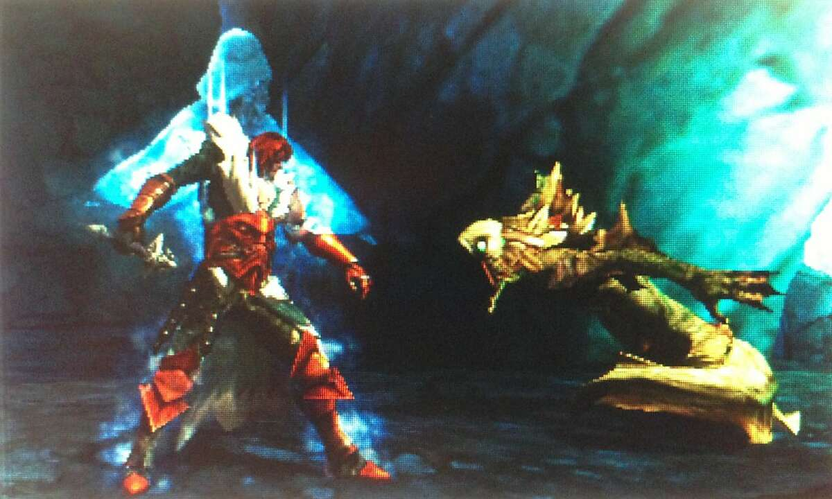 Castlevania: Lords of Shadow - Mirror of Fate has three playable characters, including Simon Belmont.