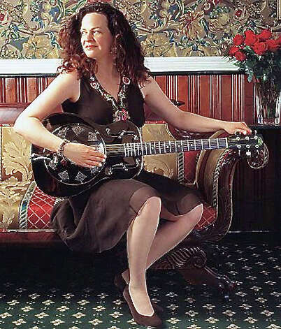 Caroline Doctorow will perform folk songs on Sunday, March 24, at Richter House in Danbury. Photo: Contributed Photo