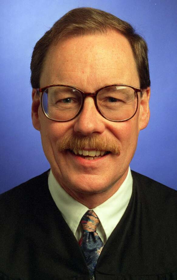 Former Family Court Judge Bryan Hedges in 1994. (Carl J. Single / Courtesy of The Syracuse Post-Standard)