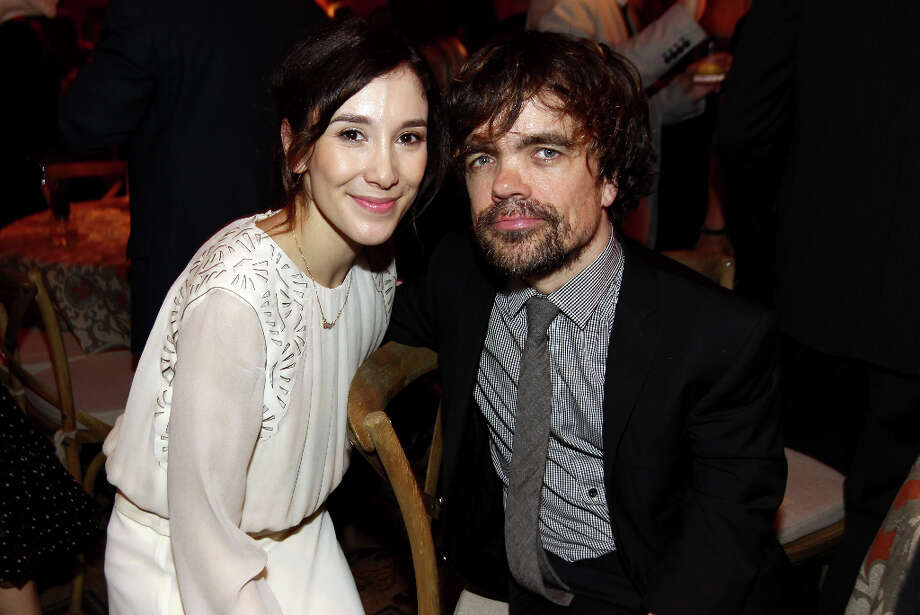 Sibel Kekilli, left, and Peter Dinklage are seen at the after party for premiere of the third season of the HBO television series Game of Thrones at the TCL Chinese Theatre on Monday, March 18, 2013 in Los Angeles.  Photo: Matt Sayles, Associated Press / Invision