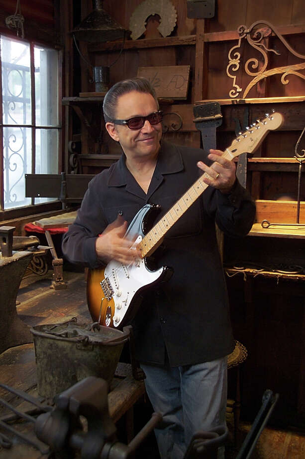 Guitarist Jimmie Vaughan. Photo: COURTESY PHOTO