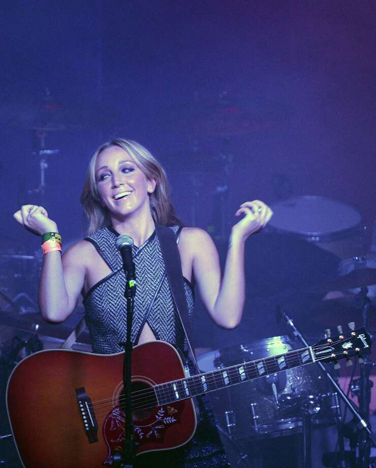 Ashley Monroe showed the audience at Vice just how quiet a memorable performance can be. Photo: Getty Images