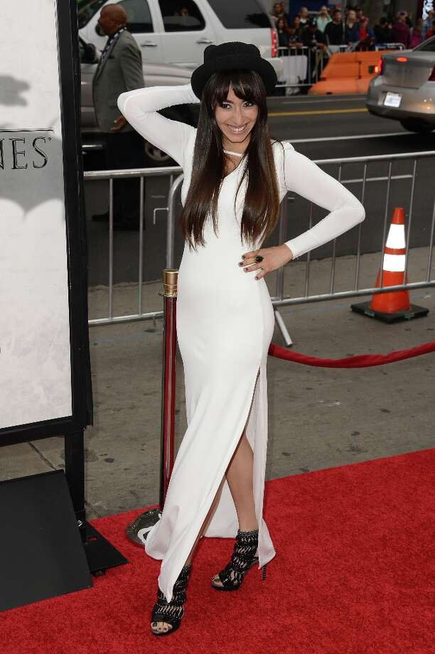 Actress Oona Chaplin arrives at the premiere of HBO's 'Game Of Thrones' Season 3 at TCL Chinese Theatre on March 18, 2013 in Hollywood, California. Photo: Jason Merritt, Getty Images / 2013 Getty Images