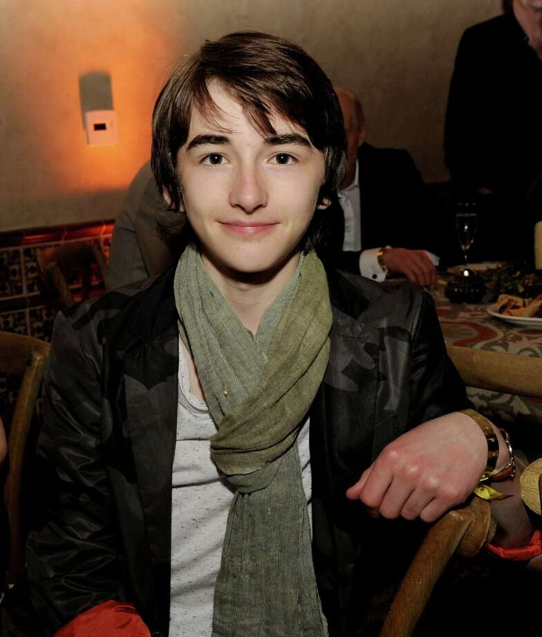 Actor Isaac Hempstead-Wright poses at the after party for the premiere of HBO's Game Of Thrones at the Roosevelt Hotel on March 18, 2013 in Los Angeles, California. Photo: Kevin Winter, Getty Images / 2013 Getty Images