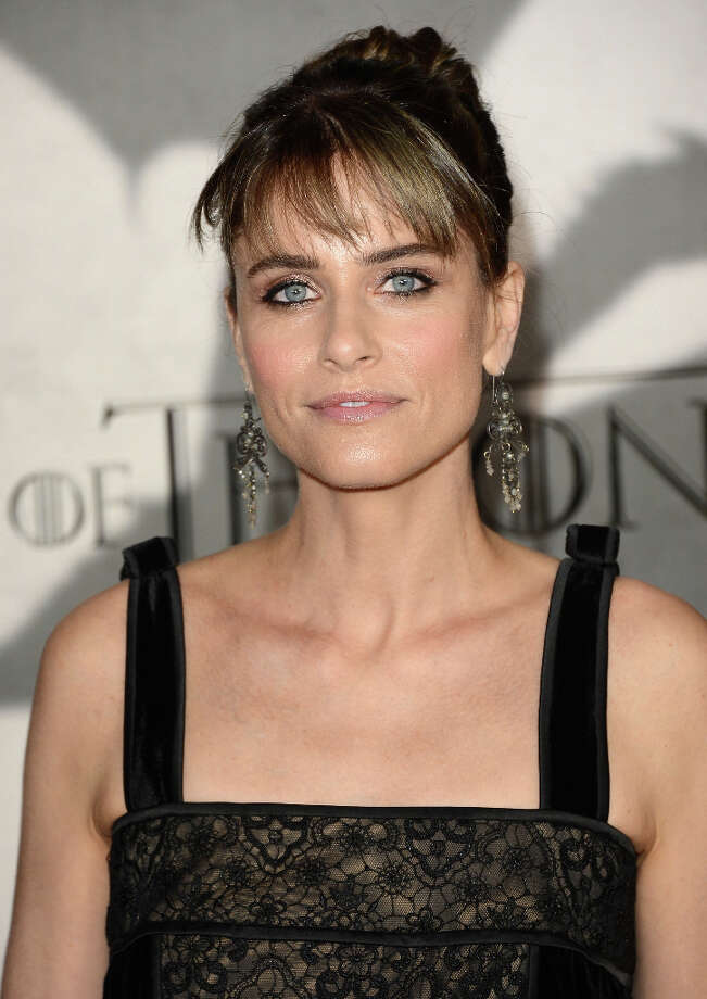 Actress Amanda Peet arrives at the premiere of HBO's Game Of Thrones Season 3 at TCL Chinese Theatre on March 18, 2013 in Hollywood, California. Photo: Jason Merritt, Getty Images / 2013 Getty Images