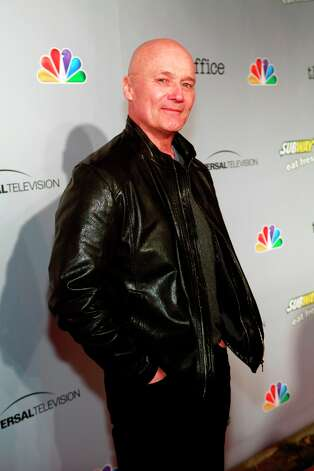 Creed Bratton (Creed Bratton) at The Office wrap party at Unici Casa in Los Angeles, CA on Saturday, March 16. Photo: NBC, NBCU Photo Bank Via Getty Images / 2013 NBCUniversal Media, LLC