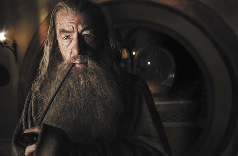 Ian McKellen as Gandalf. Photo: James Fisher / ©2012 Warner Bros. Entertainment Inc. and Metro-Goldwyn-Mayer Pictures Inc. (US, Canada & New Line Foreign Territories) © 2012 Metro-Goldwyn-Mayer Pictures Inc. and Warner Bros. Entertainment Inc. (All Other Territories)