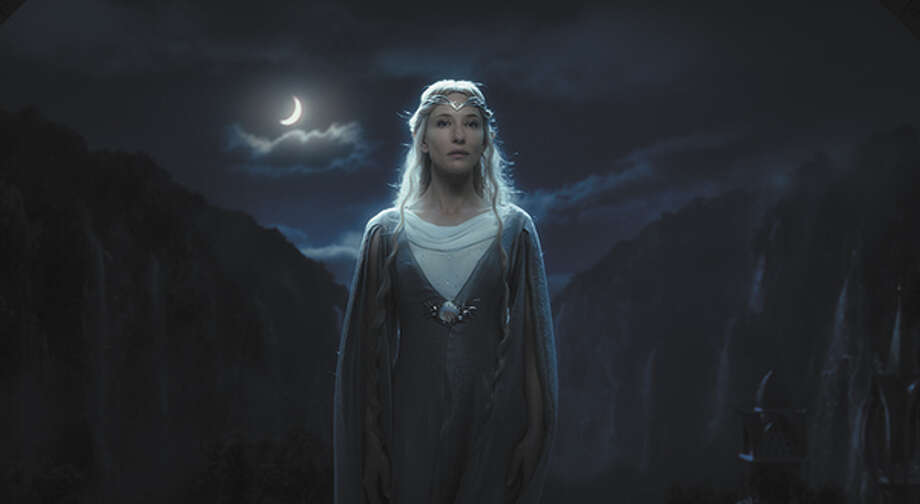 Cate Blanchett as Lady Galadriel. Photo: Photo Courtesy Of Warner Bros. Pictures / ©2012 Warner Bros. Entertainment Inc. and Metro-Goldwyn-Mayer Pictures Inc. (US, Canada & New Line Foreign Territories) © 2012 Metro-Goldwyn-Mayer Pictures Inc. and Warner Bros. Entertainment Inc. (All Other Territories)