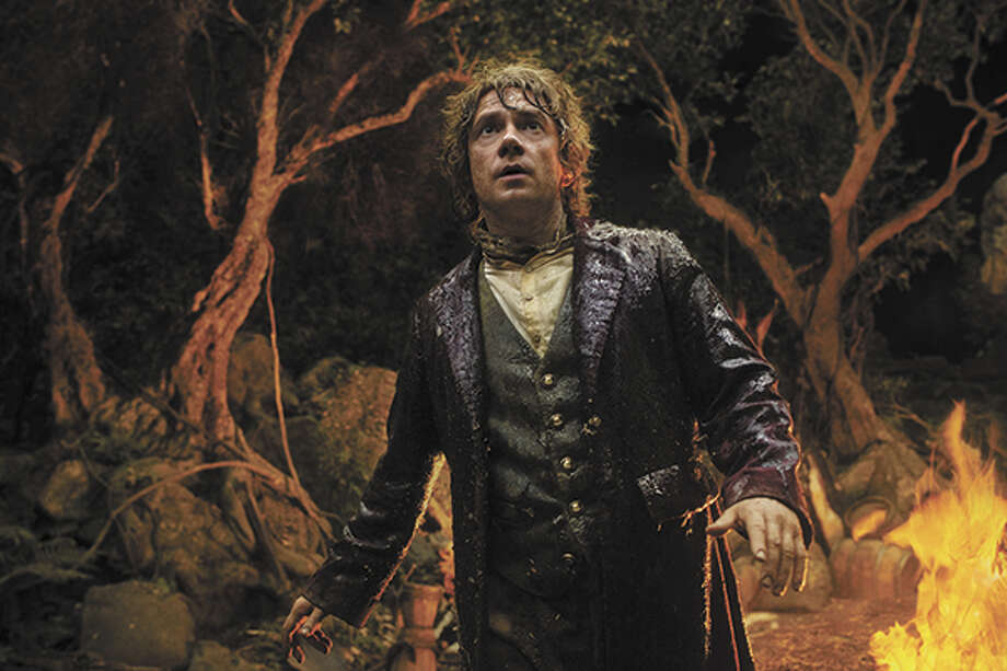 Martin Freeman as Bilbo Baggins. Photo: James Fisher / ©2012 Warner Bros. Entertainment Inc. and Metro-Goldwyn-Mayer Pictures Inc. (US, Canada & New Line Foreign Territories) © 2012 Metro-Goldwyn-Mayer Pictures Inc. and Warner Bros. Entertainment Inc. (All Other Territories)