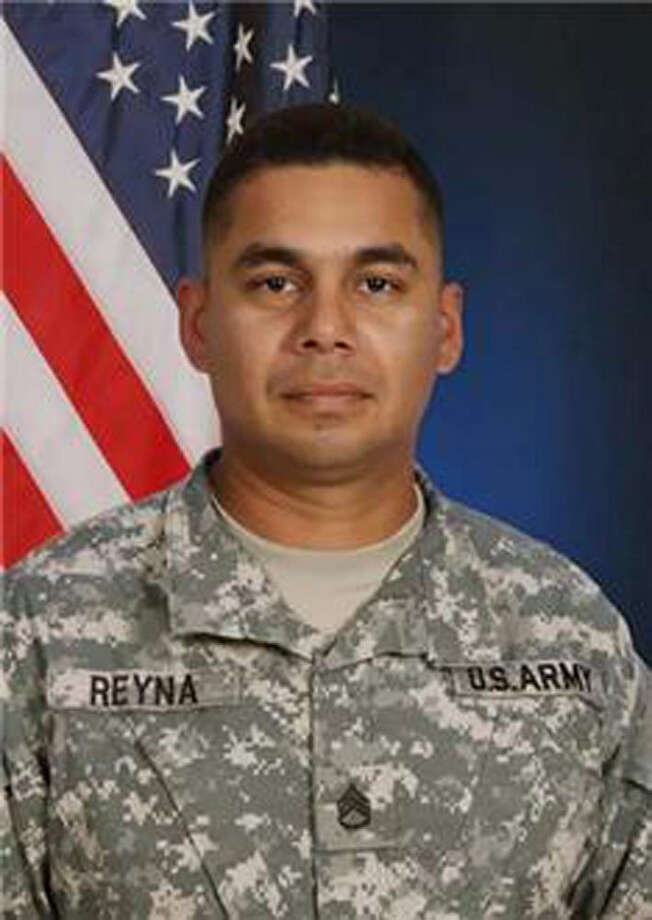 Staff Sgt. Roberto Reyna, 35, was from San Benito. He had served in the Air Force and the Army.