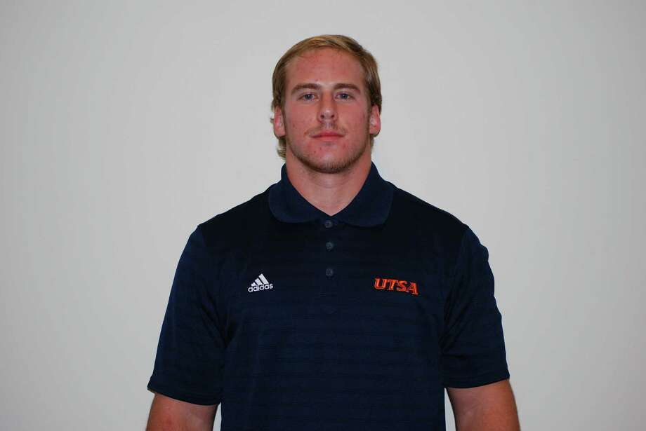 UTSA linebacker Jens Jeters is a 6-foot-2, 240-pound transfer from Pierce College in the Los Angeles area.