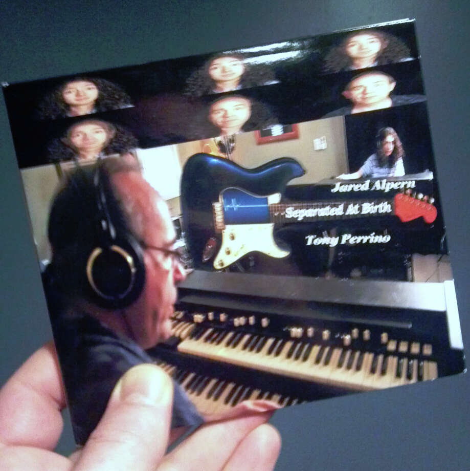 Buy the CD at CDBaby, give a listen, then send your best guesses as to which tracks Tony & Jared played piano and/or organ on to separatedatbirthmusic@gmail.com by April 15, 2013. Photo: ;;;;