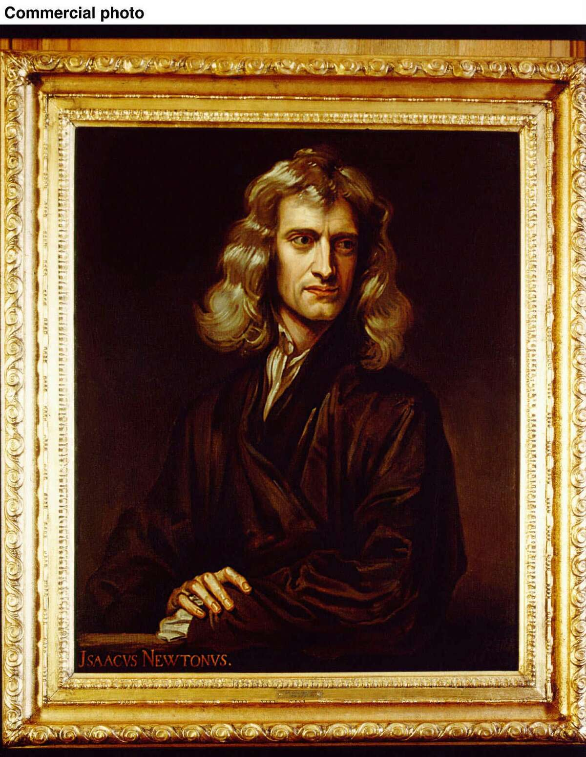 Newton IN 1642, the world got Isaac Newton, the scientist and mathematician who discovered gravity.