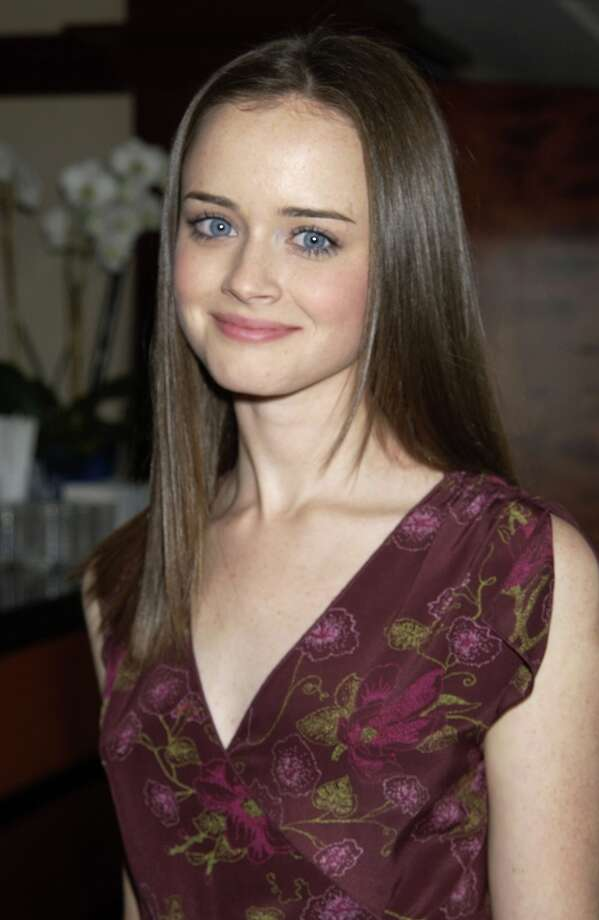 Alexis Bledel has also worked as a model. She's pictured in 2002 at the 'Seventeen Cover Girl Volunteerism Awards.'  Photo: Robin Platzer, Getty Images / Getty Images North America