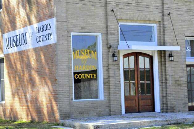 Hardin County Genealogical Society of Texas hopes to open the Museum of Hardin County in about two months. The nonprofit organization and its volunteers have been working for the past two years to restore an older building at 830 South Maple in Kountze. The first floor will showcase rotating exhibits while the upstairs can be rented out for meeting space to help fund the location. Photo: Cassie Smith