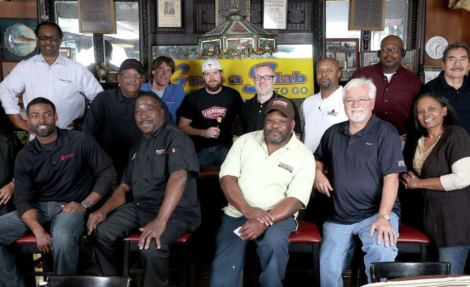 The first Houston BBQ Festival, which will be March 24, will include Blake's BBQ, The Brisket House, Brook's Place BBQ, Burns BBQ, CorkScrew BBQ, Fainmous BBQ, Gary Burns Old Fashioned Pit Bar-B-Q, Gatlin's BBQ, Gerardo's, Lenox Bar-B-Que, Pizzitola's Bar-B-Cue, Ray's BBQ Shack, Tin Roof BBQ, Virgie's Bar-B-Que and Killen's BBQ.  Photo: Thomas B. Shea, For The Chronicle / © 2013 Thomas B. Shea