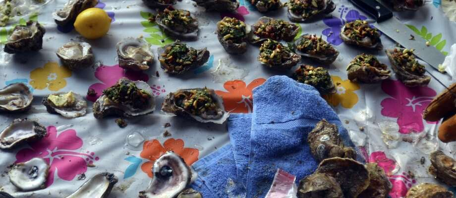 Slow Food Beaumont's Oysterfest. Beth Rankin/cat5 Photo: Beth Rankin / Beth Rankin