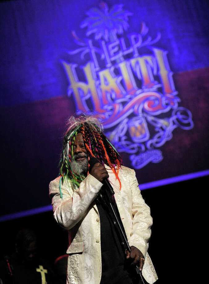 LOS ANGELES, CA - FEBRUARY 04:  Musician George Clinton appears onstage at Help Haiti with George Lopez & Friends at L.A. Live's Nokia Theater on February 4, 2010 in Los Angeles, California. Photo: Kevin Winter, Getty Images For Help Haiti / 2010 Getty Images
