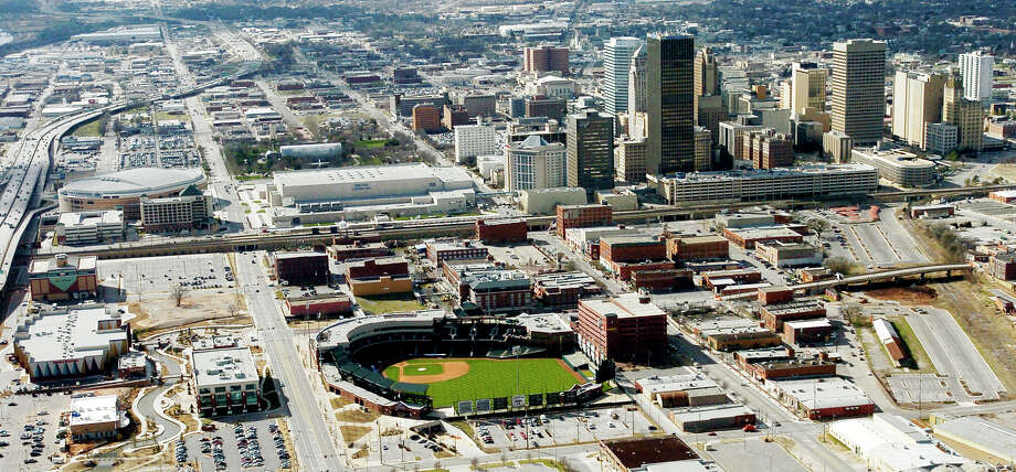 8. Oklahoma CityJob growth, Aug. 2007 to Oct. '13: 5.3%Median household income change: -3.1%Unemployment rate, 2013: 5.1%Source: Forbes Photo: BILL WAUGH / THE OKLAHOMAN/KWTV NEWS9