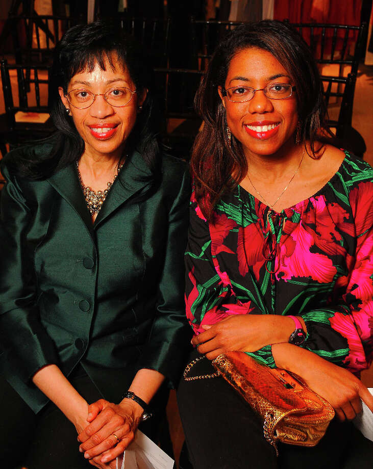 Cynthia Coleman and Dr. Kelly Coleman Photo: Dave Rossman, For The Houston Chronicle / © 2013 Dave Rossman