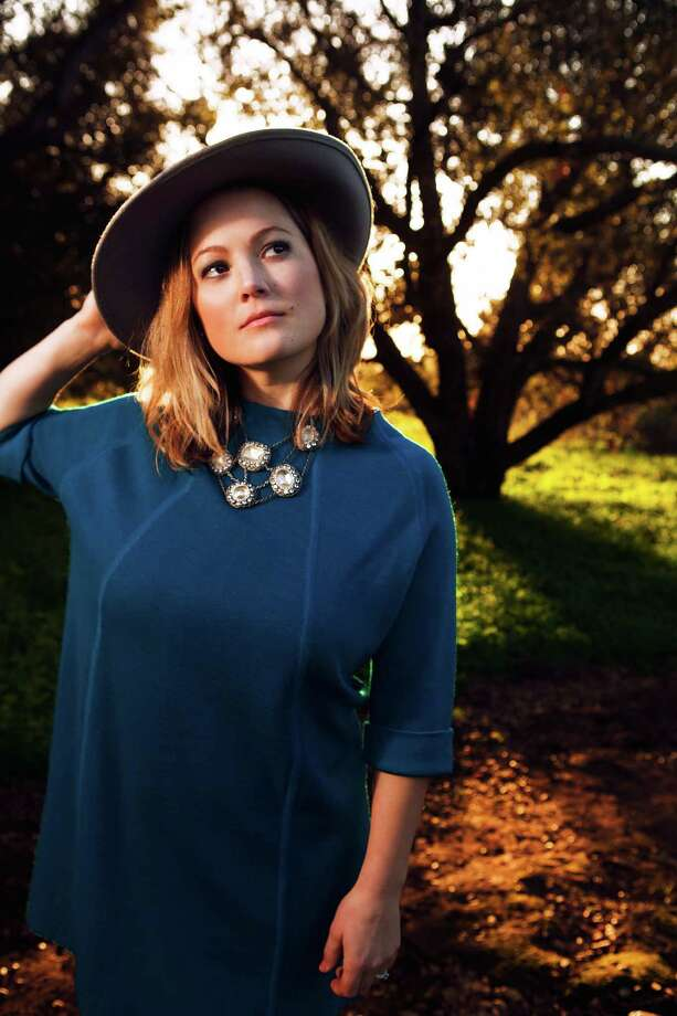 """Fiddler and singer Sara Watkins support of her sophomore solo effort, """"Sun Midnight Sun,"""" at 7:30 p.m. Saturday at The Egg in Albany. Click here for more information. (Aaron Redfield) Photo: Photographer: Ted Caloroso / Copyright: Ted Caloroso"""