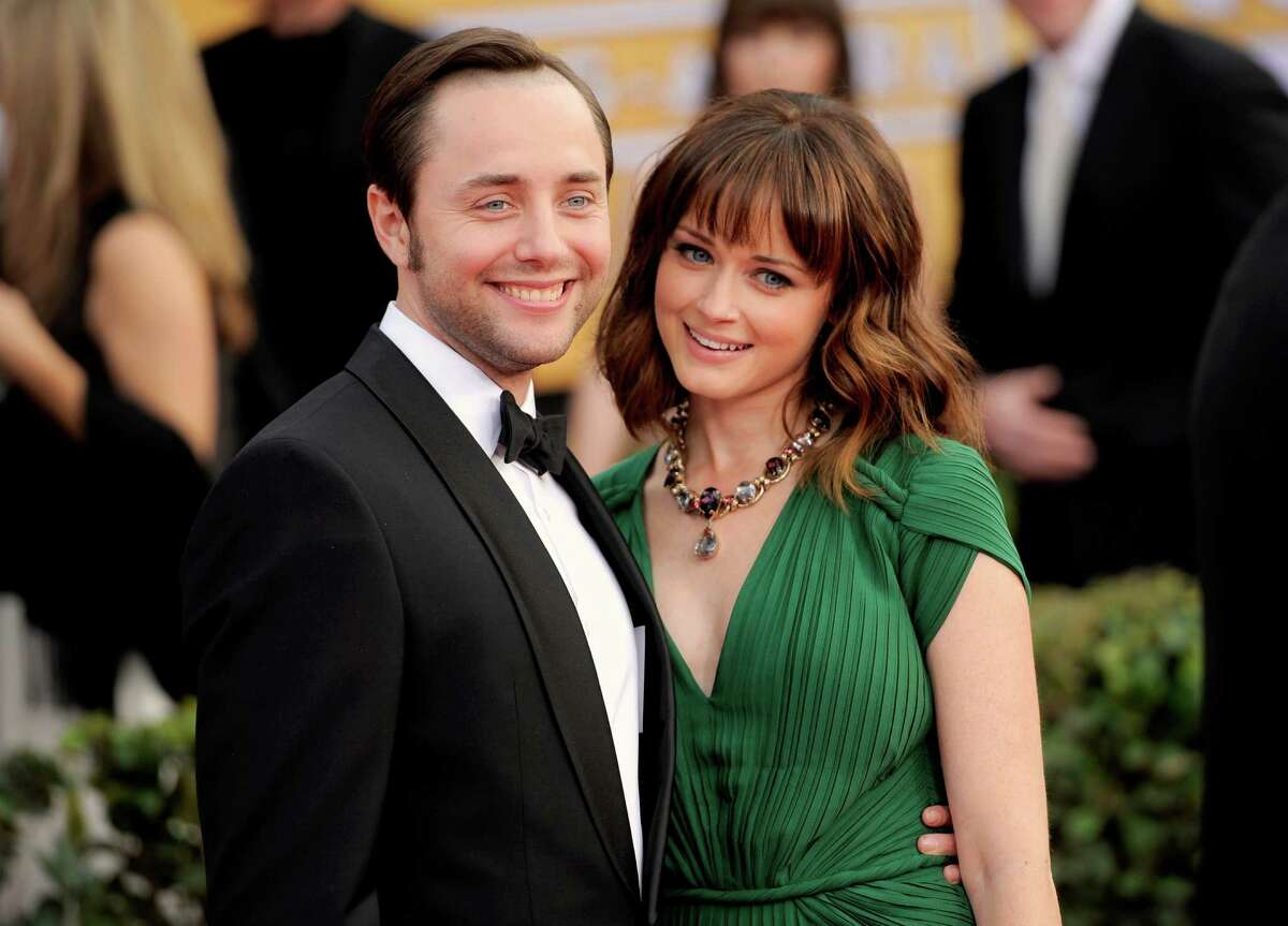 Alexis Bledel and husband, Vincent Kartheiser, welcomed their first child in the fall of 2015, but it remained a secret until May 2016.
