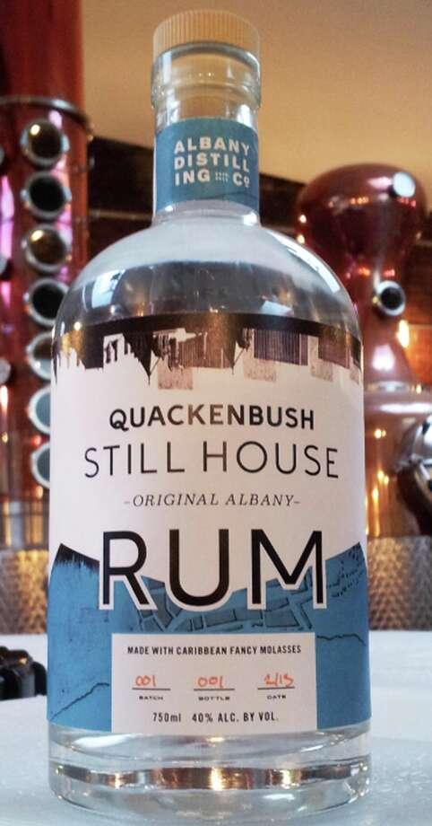 Quackenbush Still House Rum