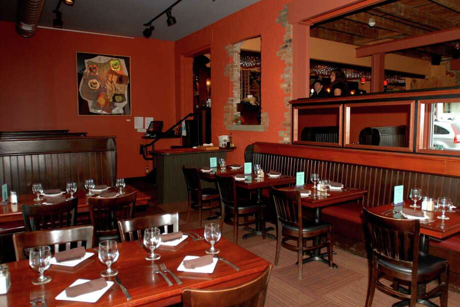 Interior Of The New World Bistro Bar Cq On Thursday June 18