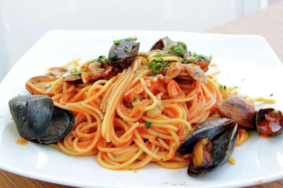 Seafood spaghetti/fotolia / Stefano Pareschi - Fotolia