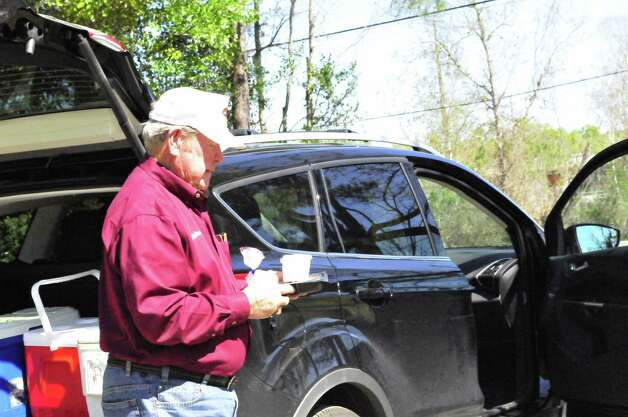 Silsbee Mayor Herbert Muckleroy spent Wednesday morning helping deliver meals to seniors across the city. Muckleroy was joined by Linda Jannise, with Nutrition & Services for Seniors, and Barbara Wagner, retired teacher and Meals on Wheels volunteer, as they took food to more than a dozen people in Silsbee. Mayors across the country took part in National Mayors for Meals Day with hopes of bringing to light the nutritional needs of seniors, officials said. For more information on the Meals on Wheels program, volunteer opportunities or to make a donation, call (409) 892-4455. Photo: Cassie Smith