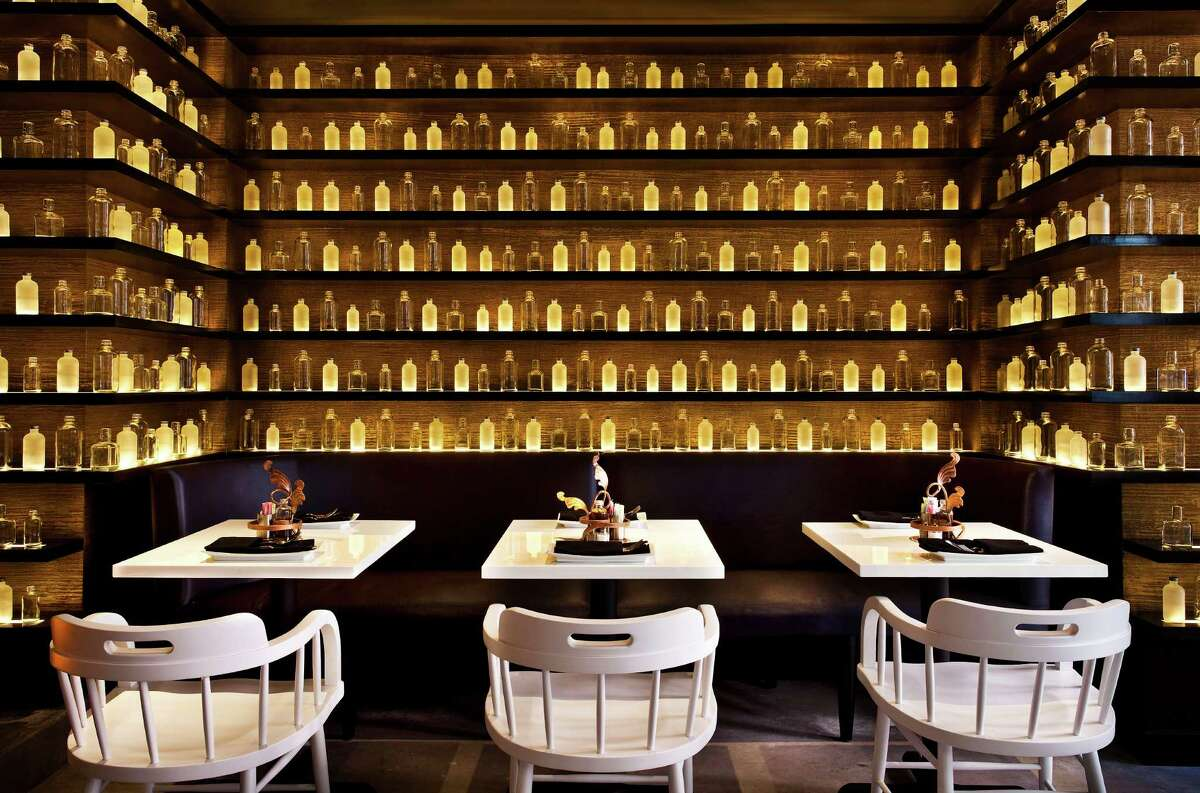 Apothecary Room from SoBou in W French Quarter in New Orleans.