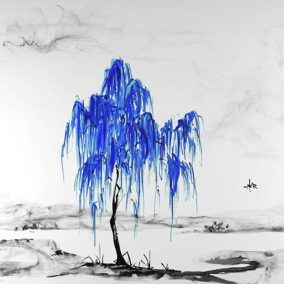 Blue Willow by Julie Keaten Photo: HandoutAw