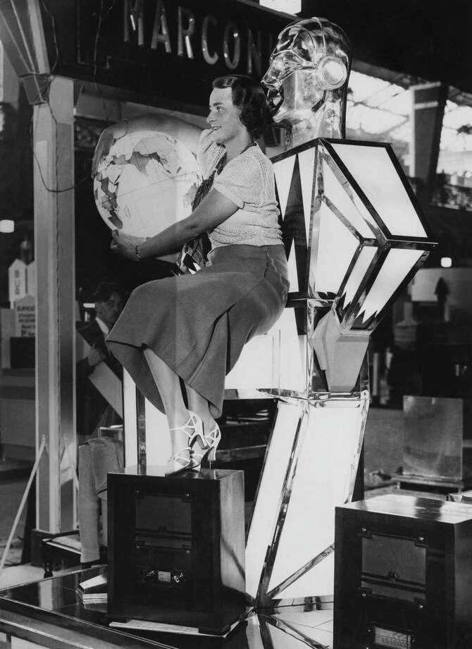 Radio Show At Olympia In London On 1934 Photo: KEYSTONE FRANCE, Getty / KEYSTONE FRANCE
