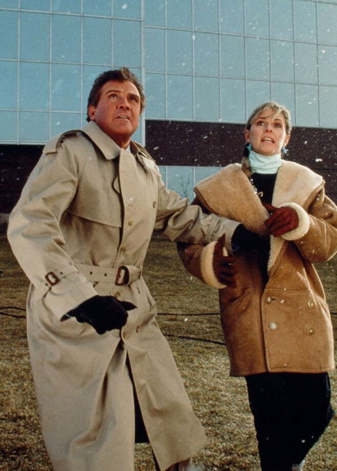 Speaking of half man/half machine. The Six Million Dollar man brought bionics into American homes. Pictured: Lee Majors as Steve Austin, Lindsay Wagner as Jaime Sommers ... the bionic man and the bionic woman. Photo: NBC, Getty / 2012 NBCUniversal, Inc.