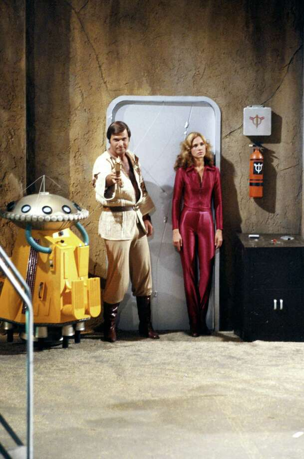 "Buck Rogers had some robots in ""The 25th Century"" ... in 1979. Photo: NBC, Getty / © NBC Universal, Inc."