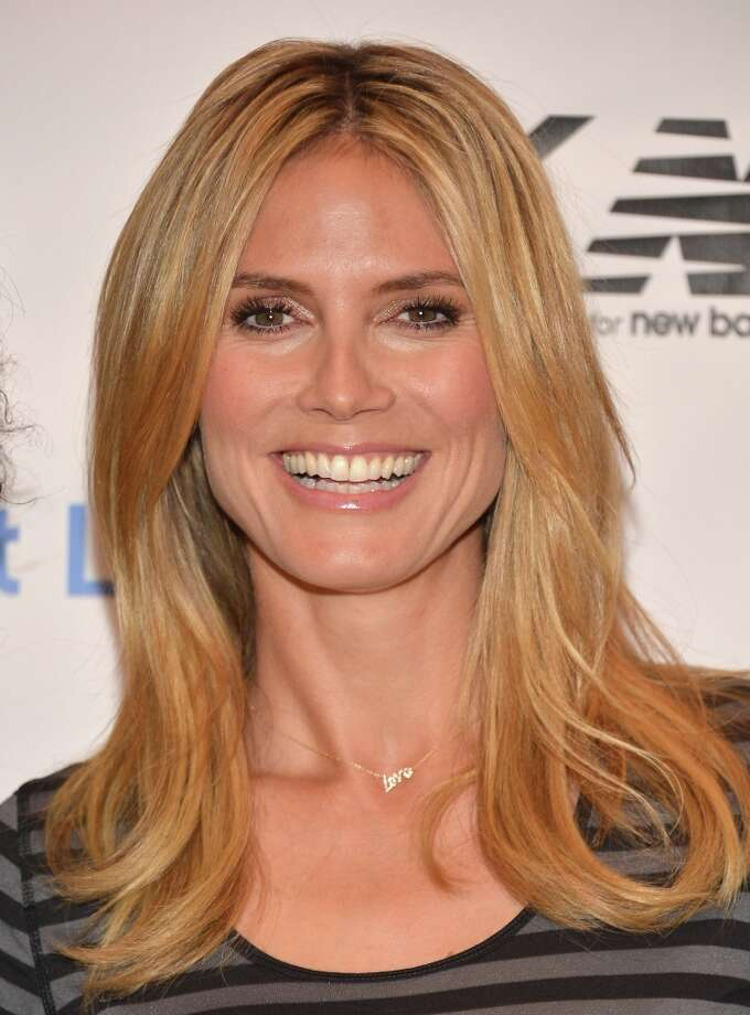 Celebs and leaked nude photos/sex videos are nothing new. Here are some stars who've fallen victim. Model Heidi Klum was photographed topless while vacationing in France. She was also upset when a stylist she invited into her home went public about a collection of tasteful nude photographs of the supermodel and now ex-husband Seal, which decorate the couple's master bedroom. Photo: Alberto E. Rodriguez, Getty Images / 2013 Getty Images