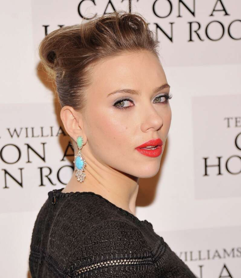 Naked snap of Scarlett Johansson were leaked after the actress' cell phone was hacked in 2011. Photo: Stephen Lovekin, Getty Images / 2013 Getty Images