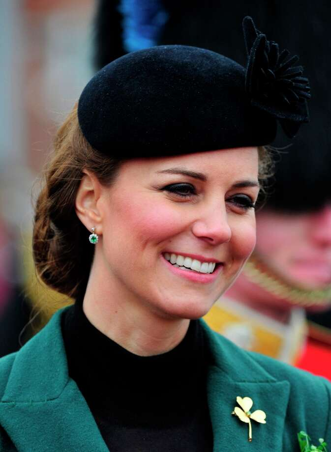 Topless photos of Catherine, Duchess of Cambridge vacationing were published in  Europe in 2012. Photo: WPA Pool, Getty Images / 2013 Getty Images