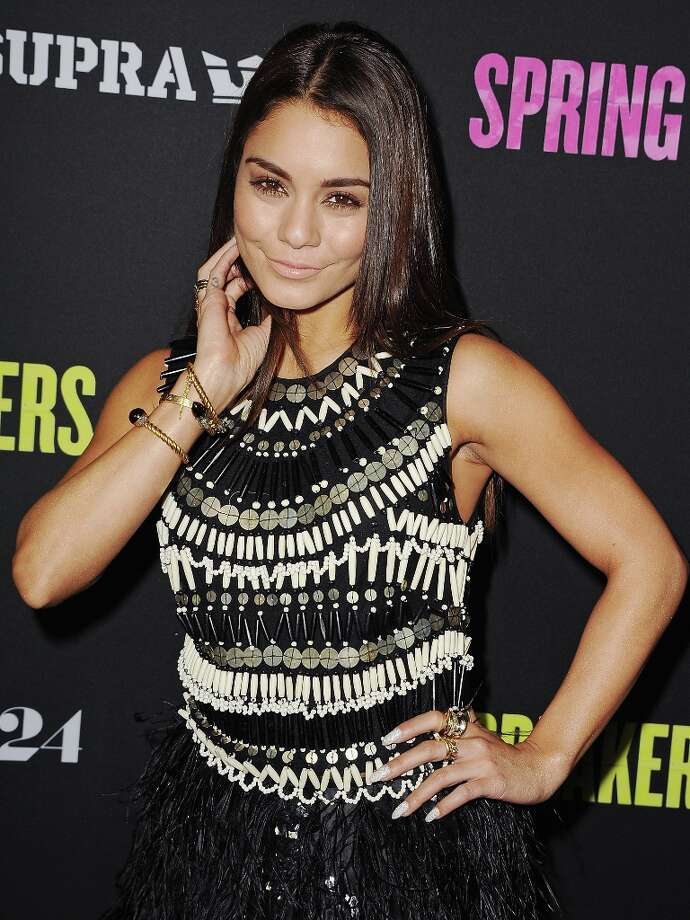 Actress Vanessa Hudgens was hit by a series of nude photo leaks in 2007 and 2009. Photo: Jon Kopaloff, FilmMagic / 2013 Jon Kopaloff