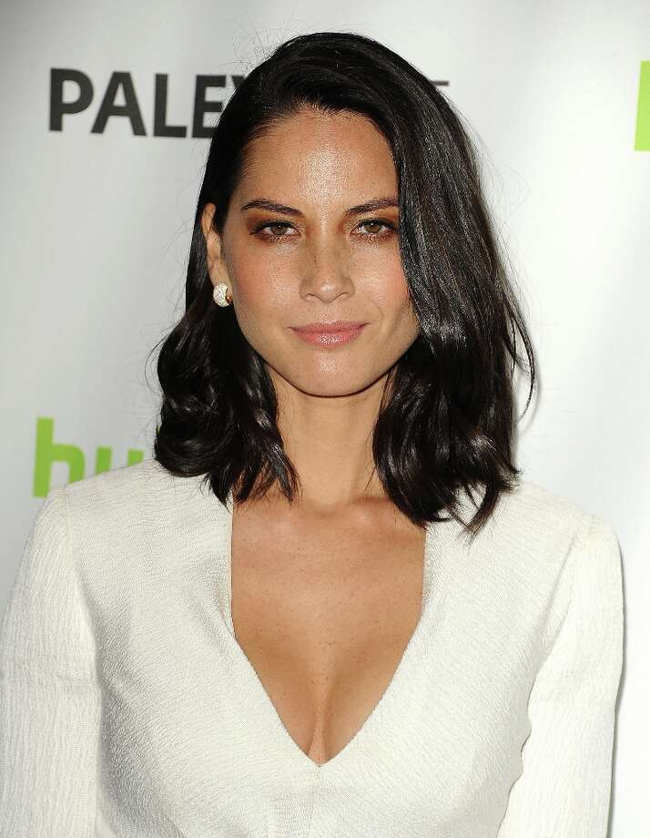 Naked photos of Olivia Munn hit the web in 2012, though the actress says they are not of her. Photo: Jason LaVeris, FilmMagic / 2013 Jason LaVeris