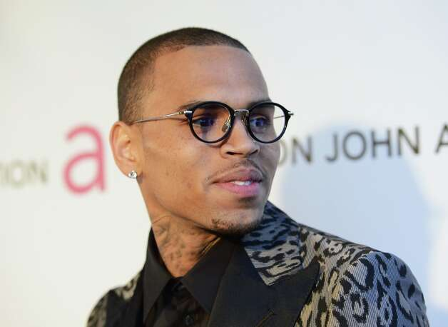 A full-frontal shot of Chris Brown was leaked on the Internet in 2011. Photo: Jason Kempin, Getty Images For EJAF / 2013 Getty Images