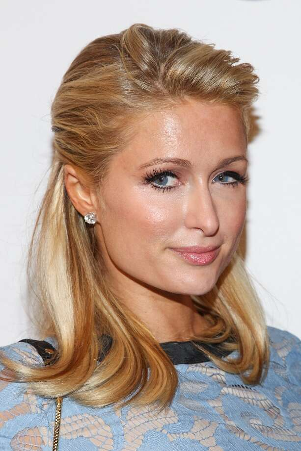 Paris Hilton hit headlines when her sex tape was leaked in 2003. Photo: Paul A. Hebert, Getty Images / 2013 Paul A. Hebert