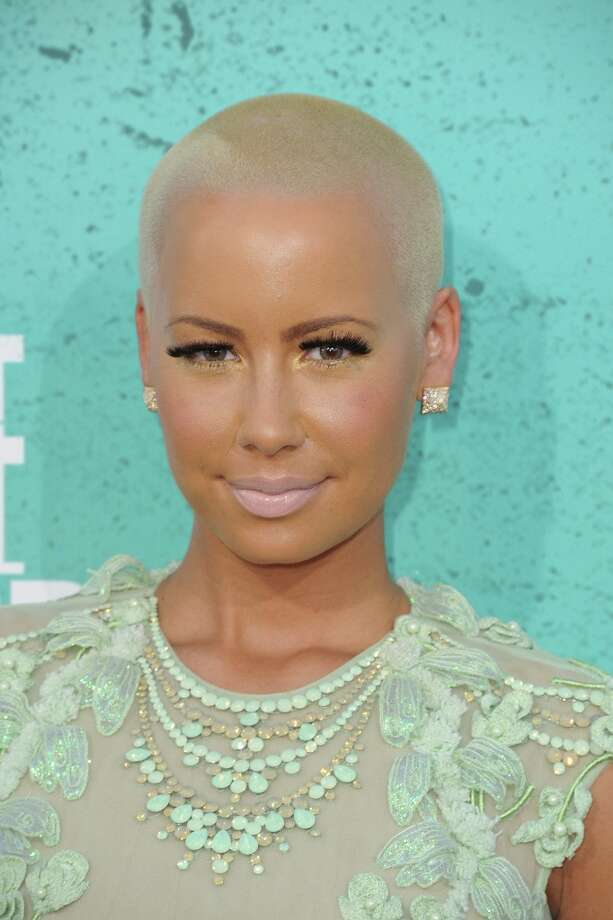Nude photos of model Amber Rose were leaked in 2011. Photo: Steve Granitz, WireImage / 2012 Steve Granitz