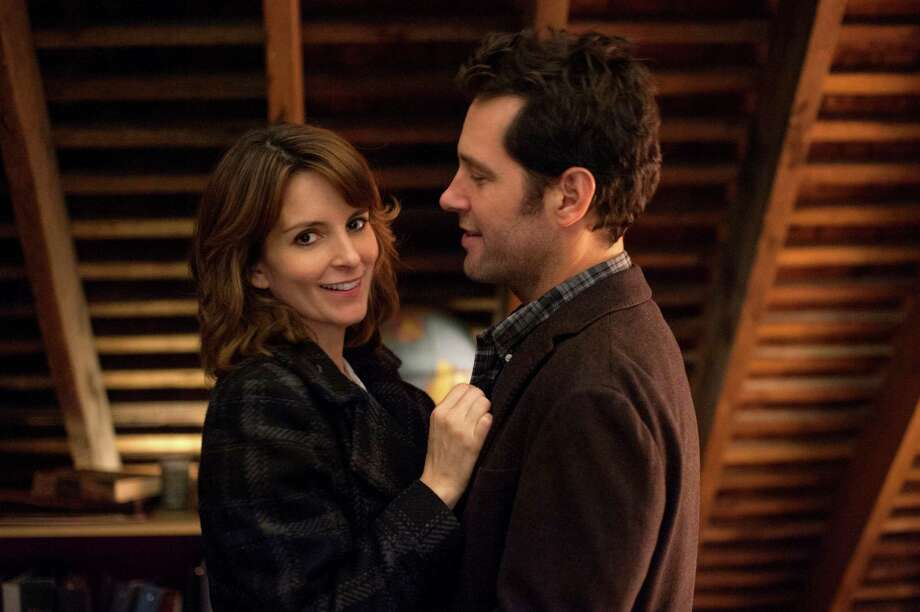 "Tina Fey and Paul Rudd star in Paul Weitz's ""Admission,"" a comedy-drama opening today. Photo: Focus Features"