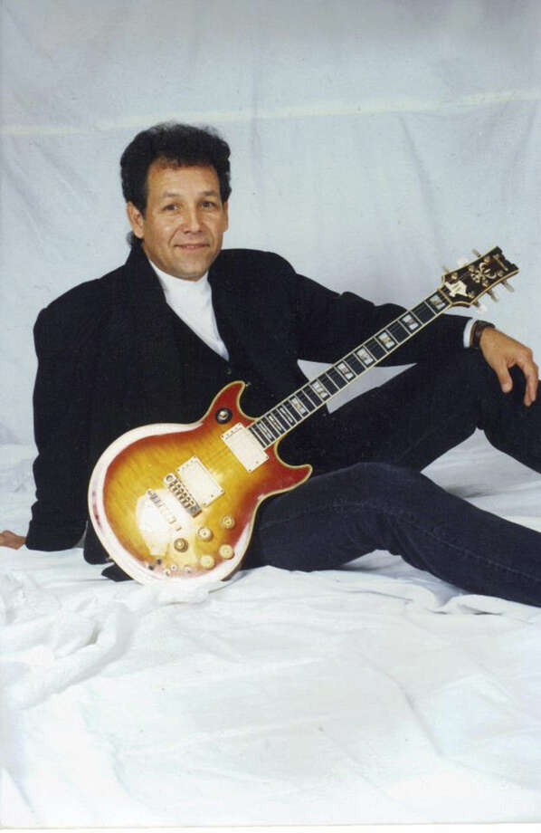 Robert Gomez plays R&B-oldies or Christian jazz, depending on the gig. Photo: Courtesy Photo