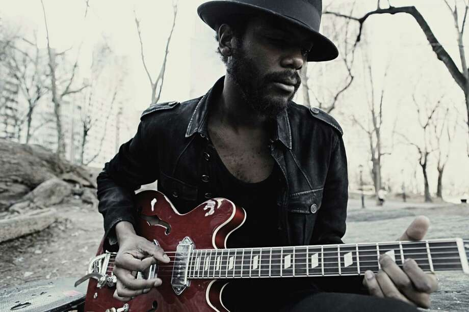 Austin guitarist and singer/songwriter Gary Clark Jr. and his band will play the Maverick Music Festival at Maverick Plaza in La Villita on Saturday. Photo: Courtesy Frank Maddocks