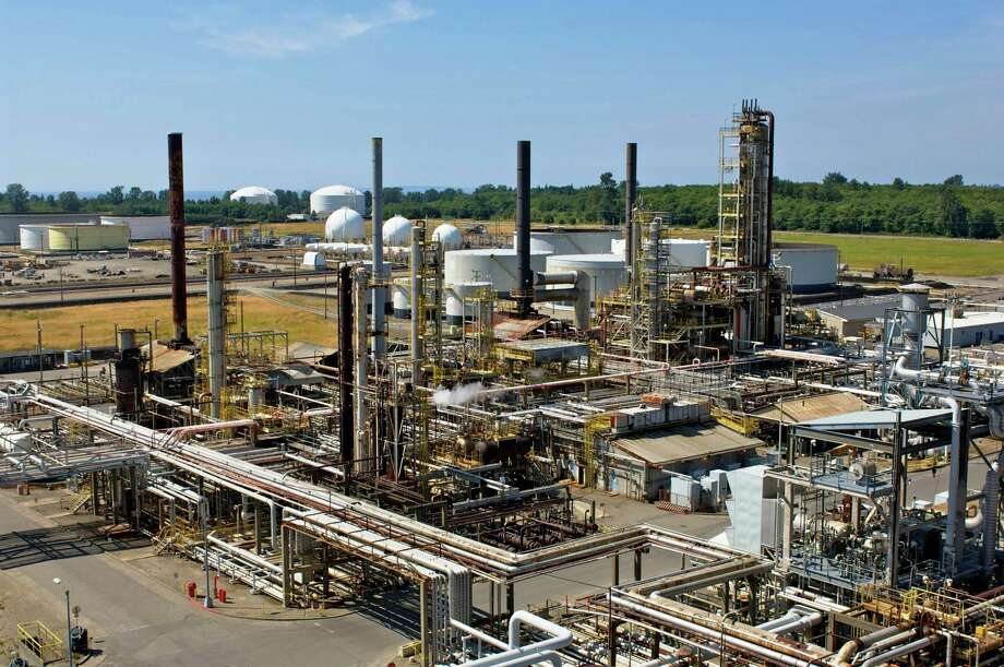 Phillips 66's refinery in Ferndale, Wash., will benefit from a five-year agreement with Targa Resources. Photo: Phillips 66 Ferndale Refinery