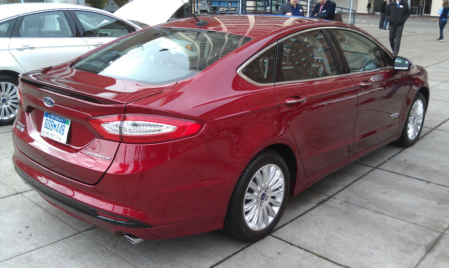 The Fusion Energi rides like most sedans, but is very quiet in all-electric mode.(Photo: Michael Taylor)
